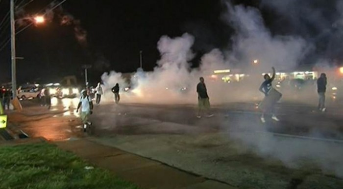 Ferguson: A chill in the air before 'Weekend of Resistance'